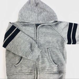 Toddler grey sweater